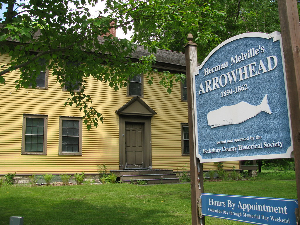 Herman Melville's Arrowhead, The Berkshires, MA
