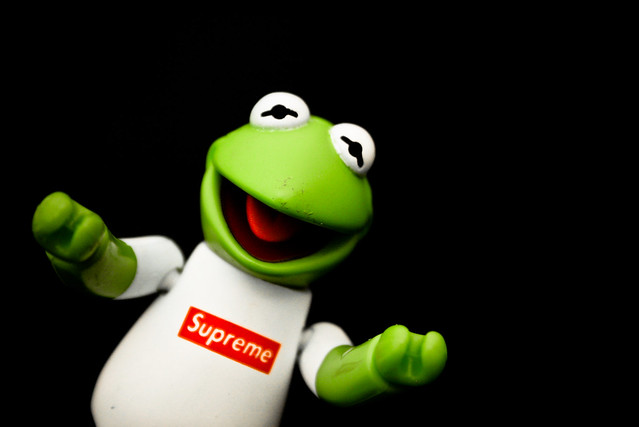 Photo Supreme Kermit Wallpaper