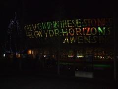 Wales Millennium Centre Christmas