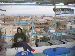 60 View from Cafe Aladin over Sousse medina