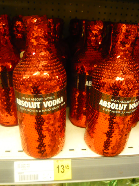 Absolut vodka se emperifoyo