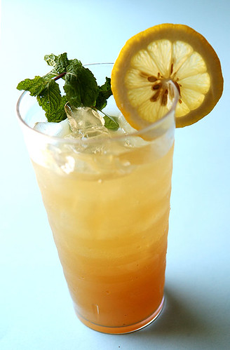 Southern Iced Tea Punch