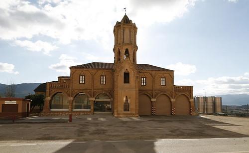 Celler de Barberà de la Conca. Imatge: Josep Giribet - D.G. del Patrimoni Cultural. Llicència Creative Commons Reconeixement - No comercial - Sense obres derivades