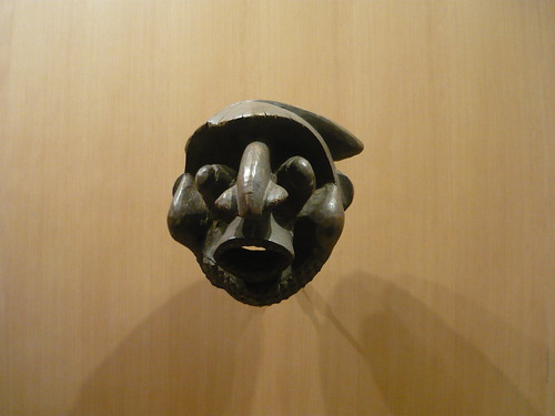Igbo Mask, ROM