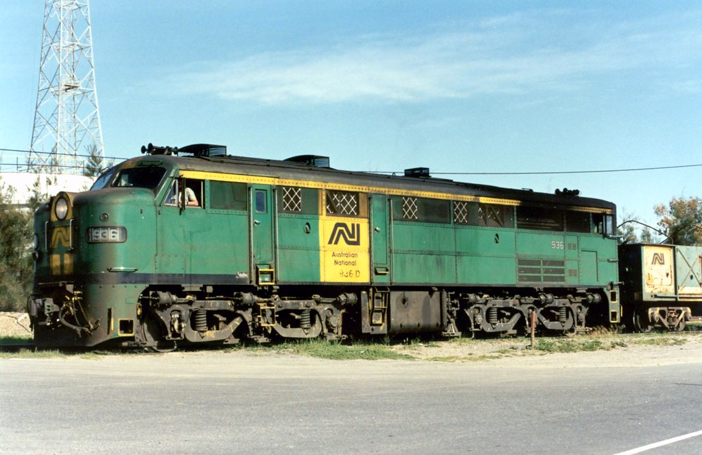 936, Birkenhead Point, Port Adelaide, SA by dunedoo