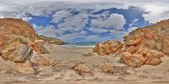Sorrento: Ocean Beach 5 Sorrento Vic Equirectangular