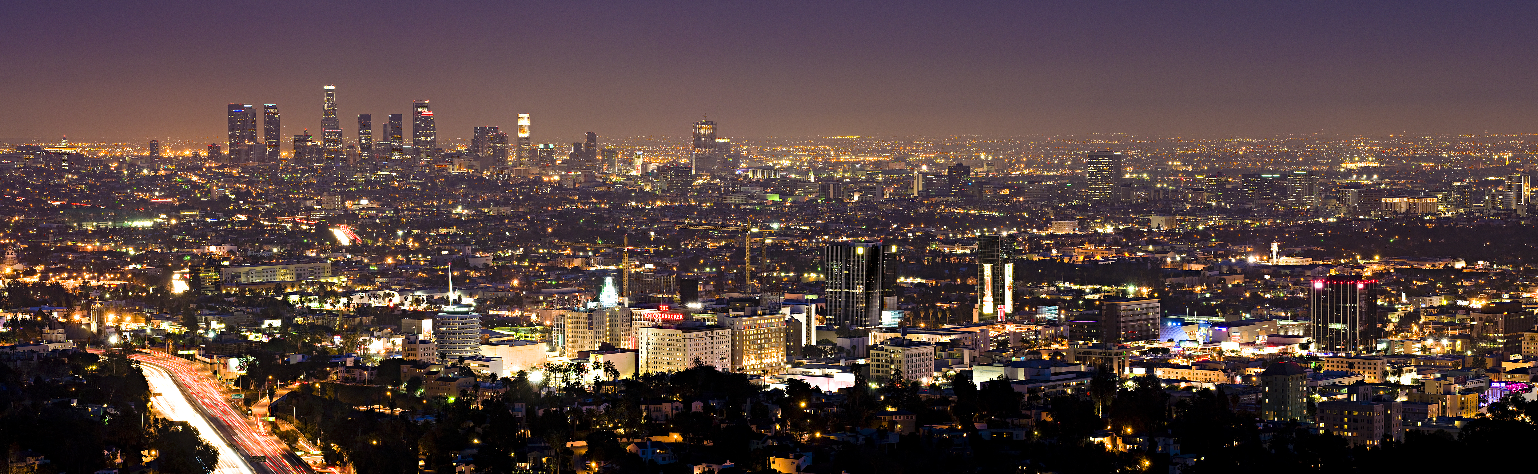 La skyline vs philly skyline better los angeles for Is la a city