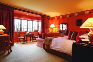 Gidleigh Park Bracken room