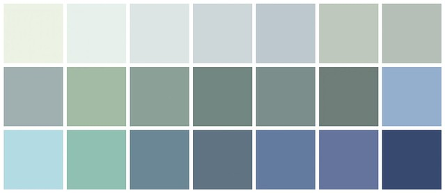 Farrow ball paint blue colors flickr photo sharing Light blue gray paint colors