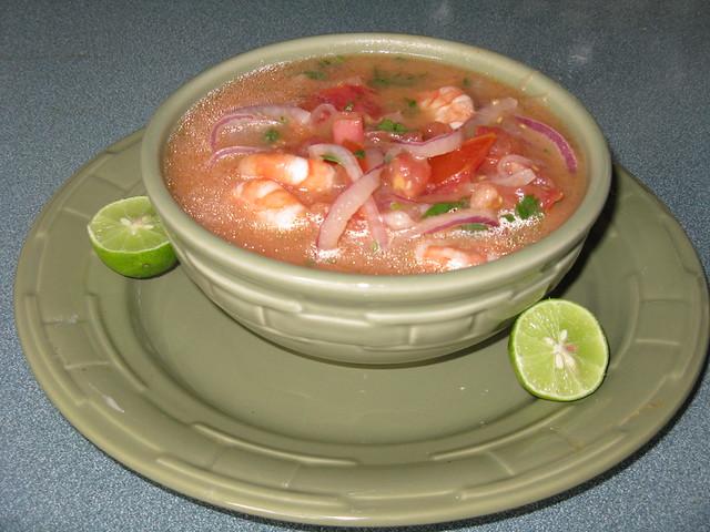 Ceviche De Camaron Ecuatoriano | www.imgkid.com - The ...
