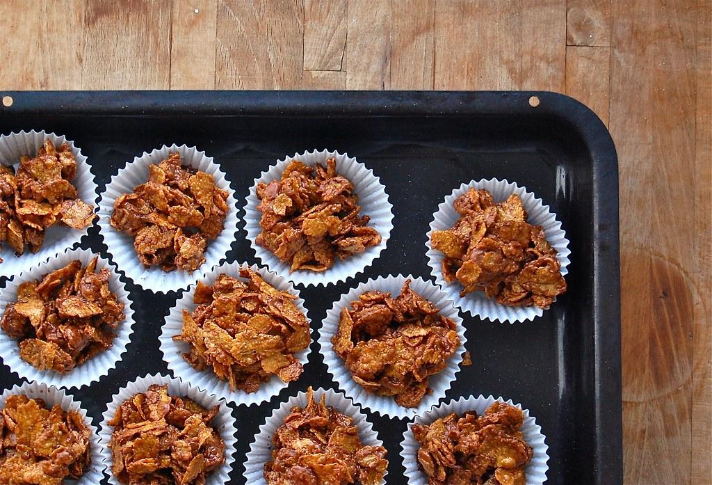Lauren's Cornflake Cakes