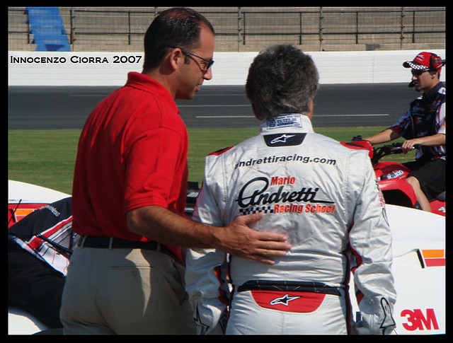 Andretti Gordon Racing School Lowes Motor Speedway Nc