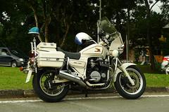 Honda CBX 750 PDRM Bike