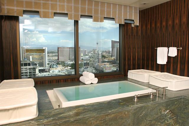 Augustus Tower Spa Suite Bath Infinity Tub Flickr
