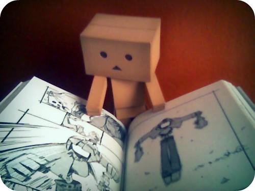 Danbo's Weekly Manga Read