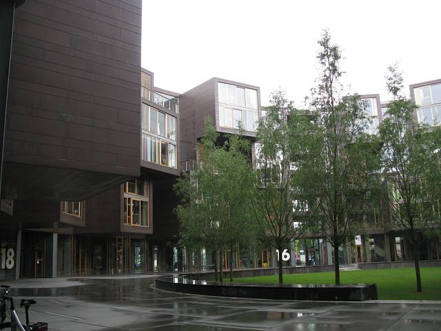 Tietgens Kollegium, Ørestad, Copenhagen