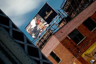 Hennessy in Harlem
