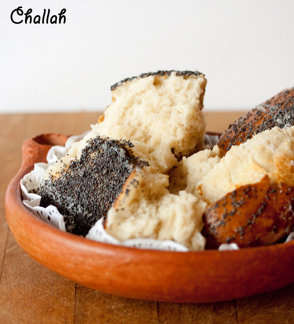 Georgina Ingham | Culinary Travels Photograph Platter of Challah Bread