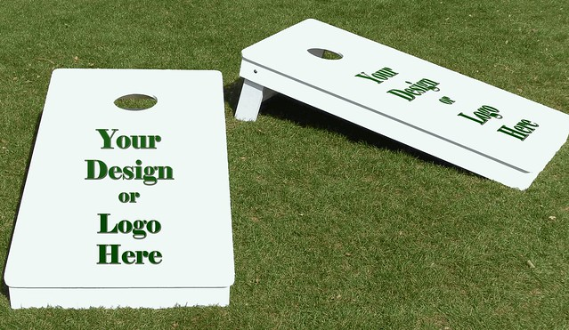 Custom Cornhole Boards and Designs