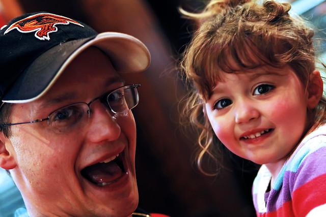 Daddy's An Orioles Fan...