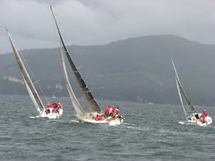 starboard side sailing