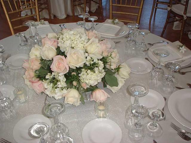 Wedding Reception Centerpiece Arrangement Flowers By Beikmann