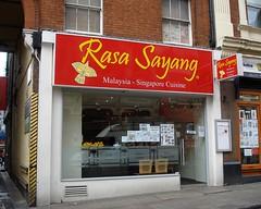 Picture of Rasa Sayang, W1D 6AY