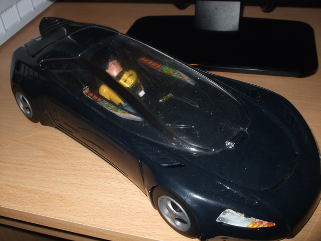 Toy Box -  Batmobile