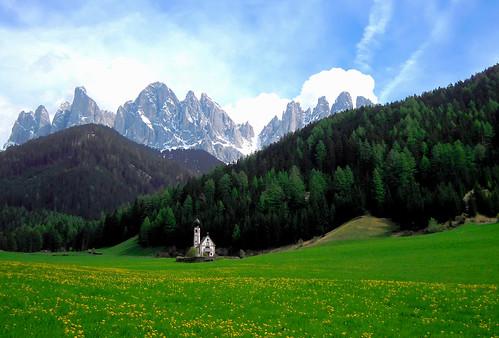 Chiesetta in Trentino Alto Adige