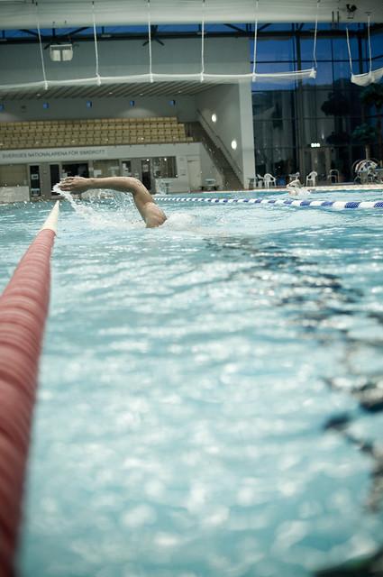 Swim training 15 flickr photo sharing for Garden training pool