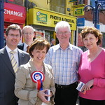 Canvassing in Coleraine