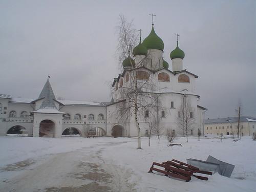 Mosteiro de Vyazhishchi, Russia