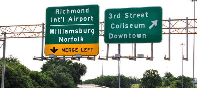 how to get from williamsburg to richmond airport