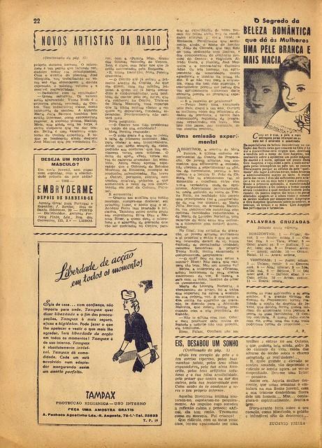 Século Ilustrado, No. 518, December 6 1947 - 20