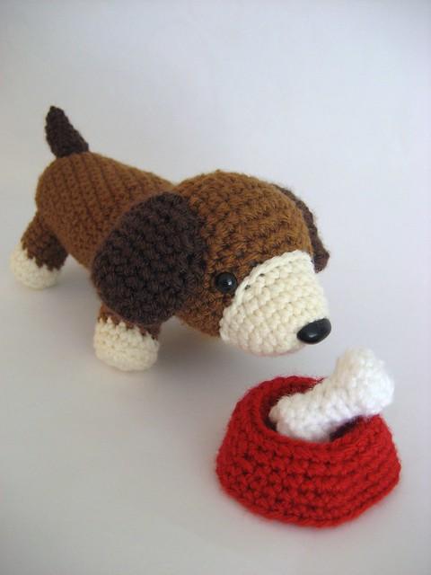 Amigurumi Dog Crochet Patterns : photo