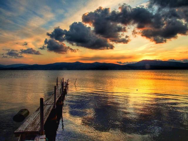Sunset in Ozbek ...