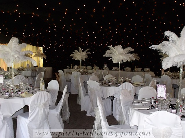 Photo for Images of all white party decorations