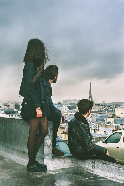 Emmanuel Rosario - Paris