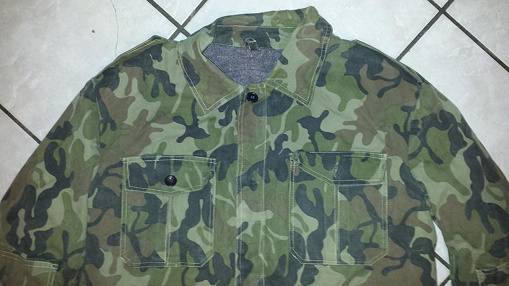 """M1990 Romanian """"Leaf"""" Pattern Winter Uniform  13094898454_912cf18b8a_b"""