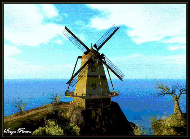 ~~~ Old Windmill ~~~