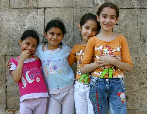 Streets in Aleppo