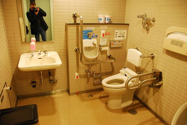 tokyo 2009 toilettes japonaise flickr photo sharing. Black Bedroom Furniture Sets. Home Design Ideas