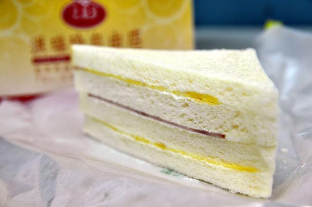 台中自由路洪瑞珍三明治