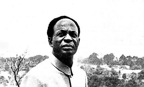 Dr. Kwame Nkrumah of Ghana who led the national independence and Pan-African movements of the post World War II period. 2009 marked the 100th anniversary of his birth. by Pan-African News Wire File Photos