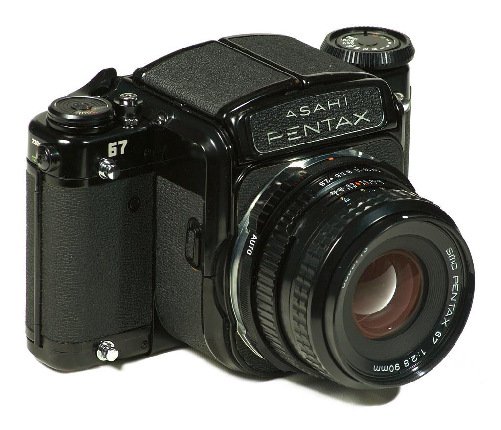 Pentax 67