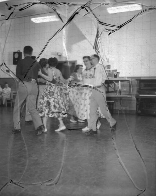 1954 SQUARE DANCERS CLUB