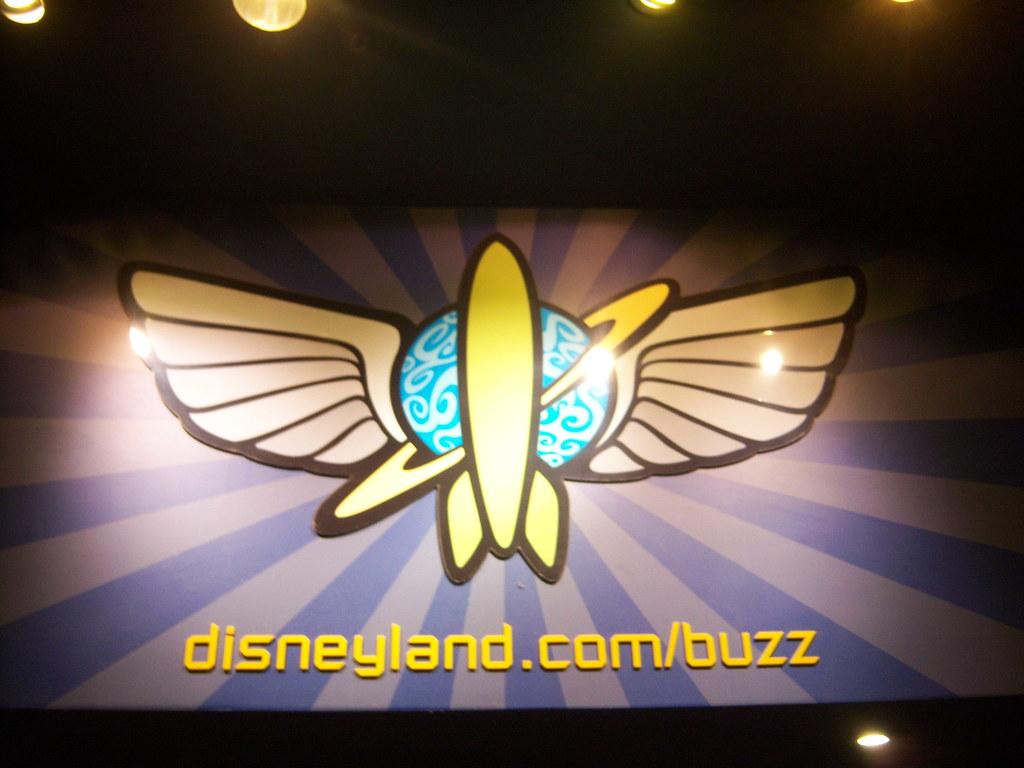 Star Command Logo Inside Buzz Lightyear Astro Blasters A Photo On