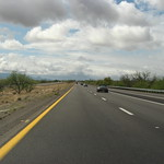 I-19 Southbound South of Tucson, Arizona