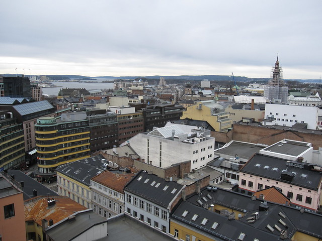 Oslo roofline