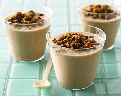 Cocoa-Peanut Butter-Banana Smoothie Recipe